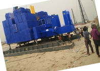 VY180A Hydraulic Static Pile Driver , Durable piledriver machine no noise